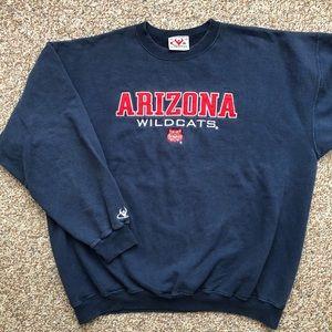 Vintage Arizona Wildcats crewneck sweatshirt XL